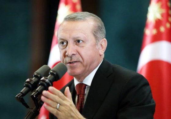 Президенти Туркия Амрикоро муттаҳам кард