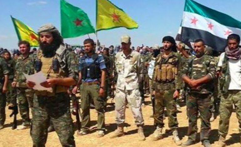 Мухолифини Сурия то қатъи ҳамалоти Асад музокироти сулҳро боз доштанд