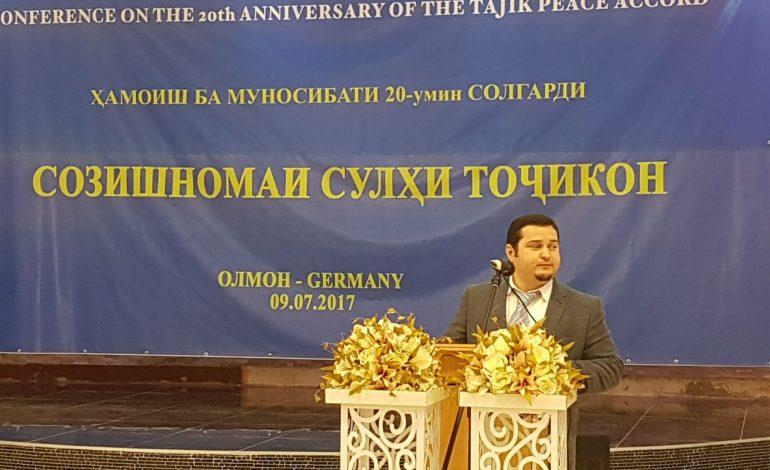 Нуриддин Ризоӣ: «Соли1997 на сулҳ, балки як макри режими Раҳмонов буд»