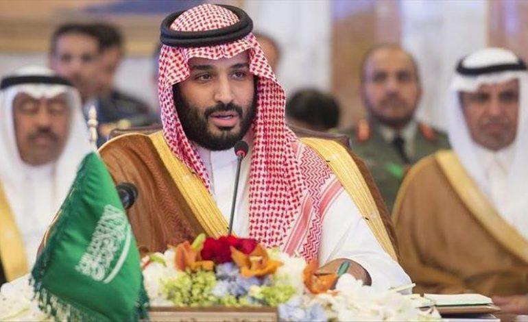 Ҳисобҳои мақомҳои боздоштшуда дар Арабистони Саъудӣ масдуд шуданд